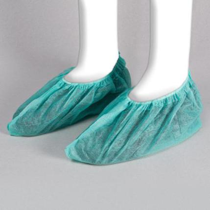 Non Woven Fabric Shoe Cover Disposable Products Gloves