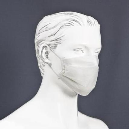Simple 1-ply mask