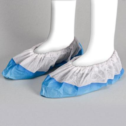 Anti-slip shoe cover