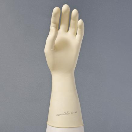 Latex surgical gloves SENSIFLEX