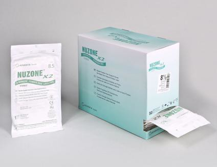 Synthetic surgical gloves NUZONE