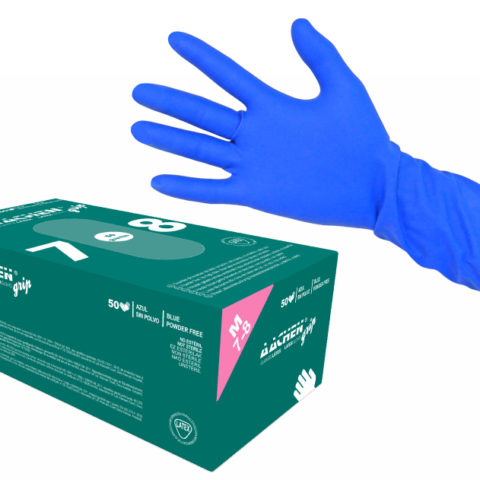 extra strong latex gloves aachengrip