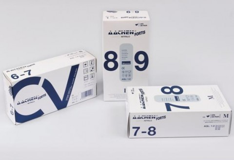 Nitrile Gloves- AachenFortis