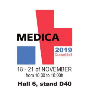 CV PROTECTION WILL BE AT MEDICA DUSSELDORF